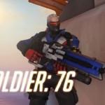 Overwatch: Soldier 76 revealed