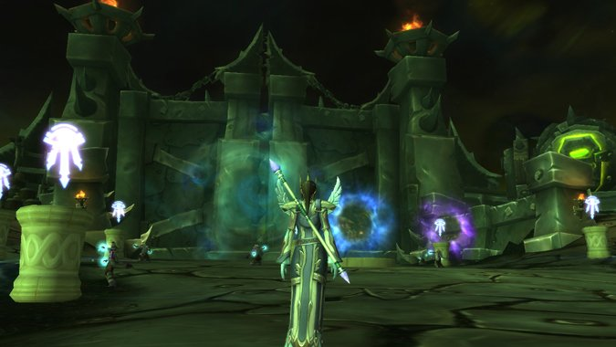 ... Guidance: Healing Hellbreach and Halls of Blood | Blizzard Watch