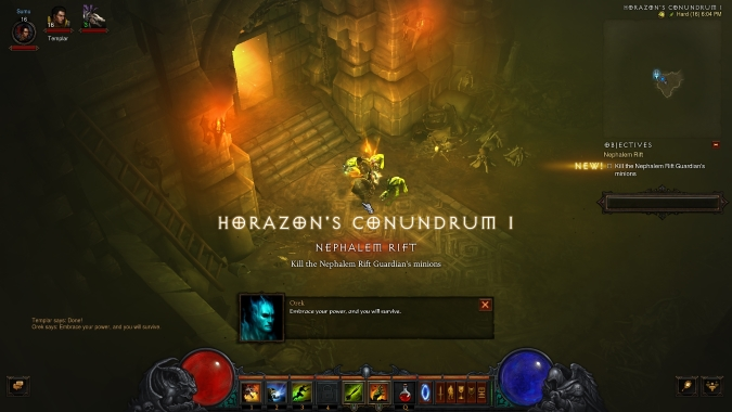 diablo 3 patch 2 3 0 ptr level your seasonal in adventure mode and more
