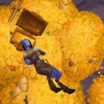 How to make gold while leveling in WoW