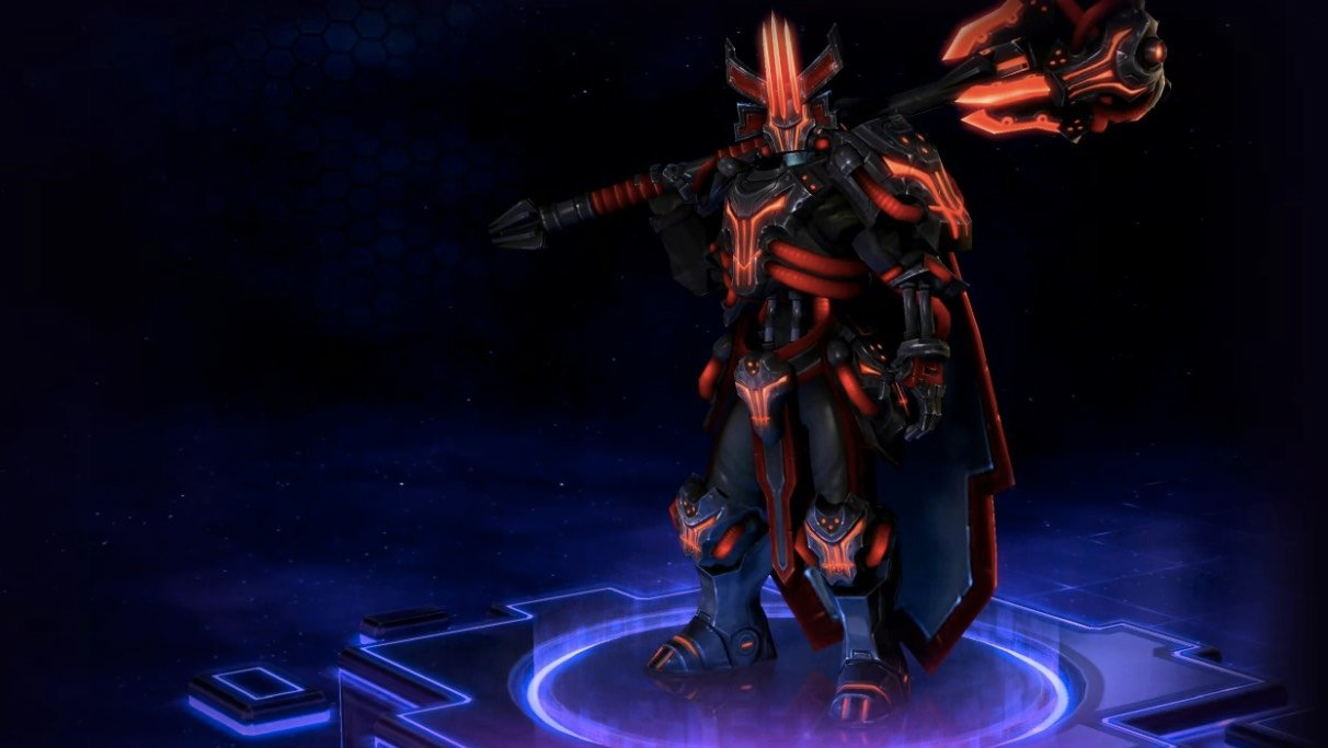 Heroes of the storm leoric skins blizzard watch - Heroes of the storm space lord leoric ...