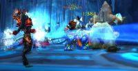 timewalking the nexus combat header
