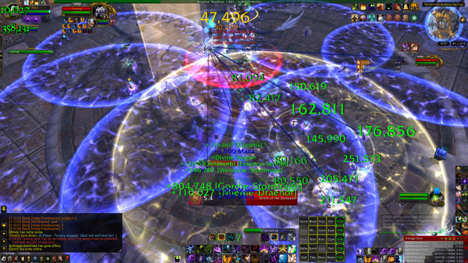 Halo All Priest Raid