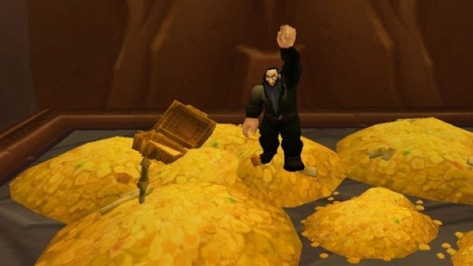 How would you soft reset World of Warcraft's in-game...
