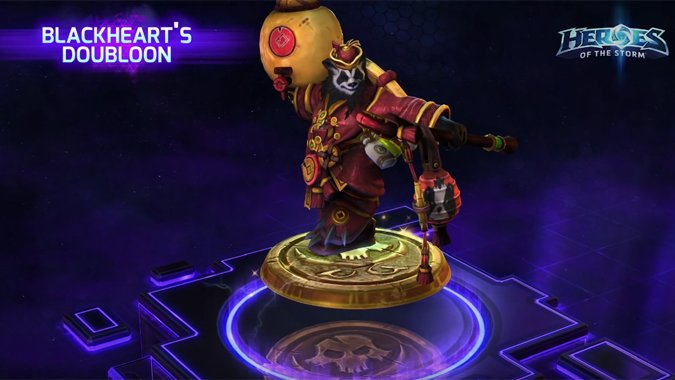 how to change mount in heroes of the storm