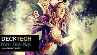 Hearthstone Deck Tech: Rhonin Tempo Mage