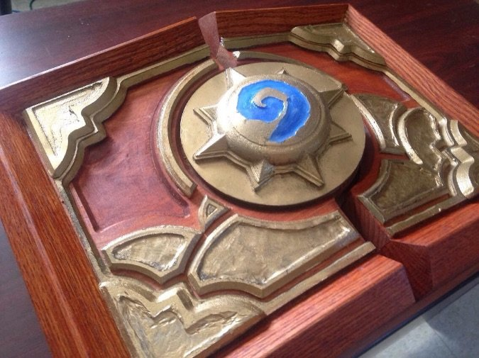 hearthstone box woodworking