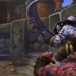 Questing, endgame, and the unfolding of Legion's story