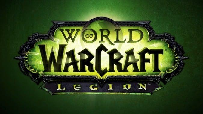 legion logo green header