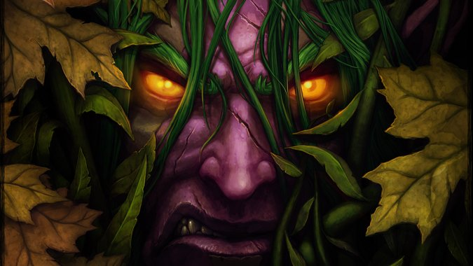 The Queue: I also think Malfurion Stormrage is pretty...