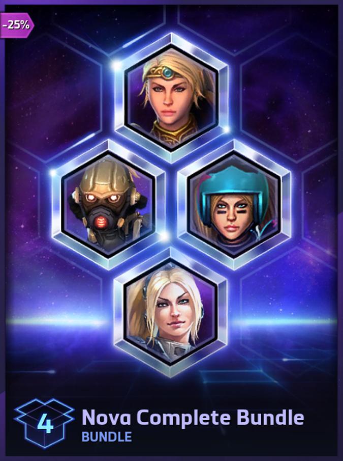 nova-complete-bundle