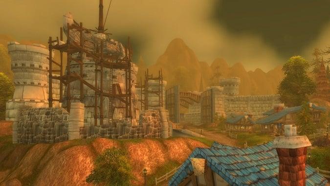 Rebuilding Andorhal