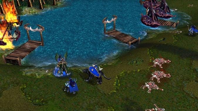 Warcraft RTS
