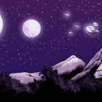 Webcomic Wrapup: A not-so silent night