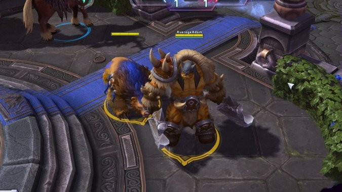 Heroes of the Storm poke