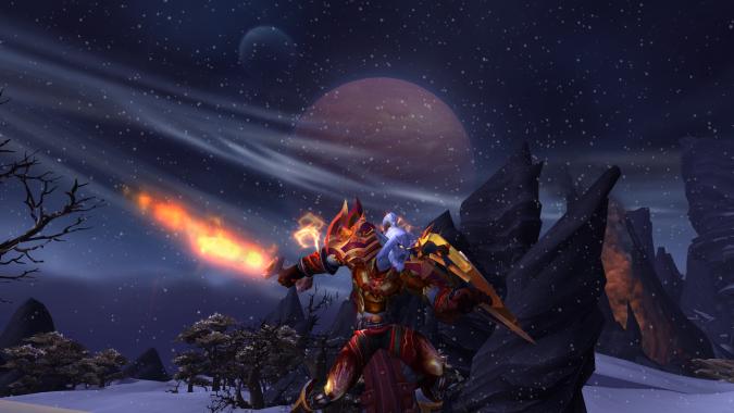 Warrior Header