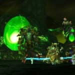 Spiritual Guidance: Priest healing the Upper Halls of Hellfire Citadel