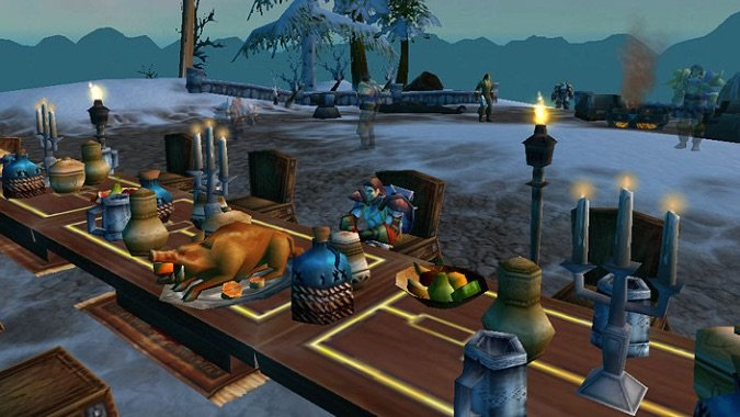 Honor the long-dead heroes of the Alliance and Horde in WoW's Harvest...
