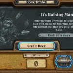 It's Raining Mana is this week's Tavern Brawl