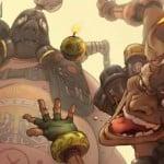 Junkrat and Roadhog revealed in new Overwatch video