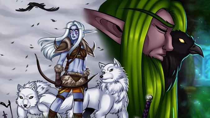 nixxiom druid machinima