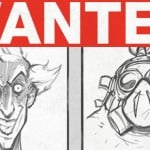 Wanted! Teaser for two new Overwatch heroes