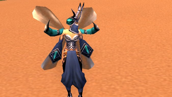 Qiraji Guardling battle pet is back for summer — so catch yours now!