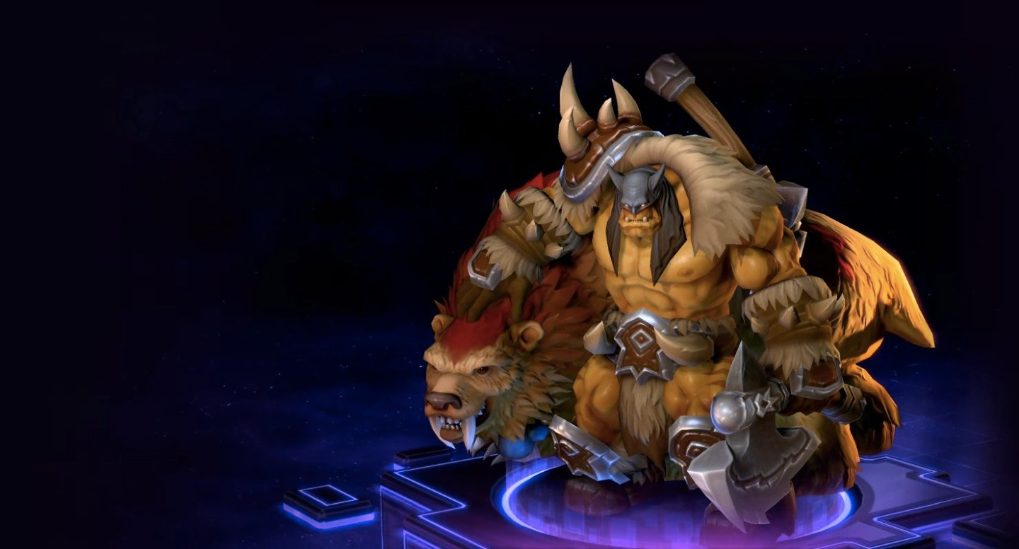 thrall guide heroes of the storm
