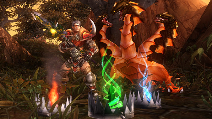 Locked and Loaded: The Survival Hunter fantasy – What is it?