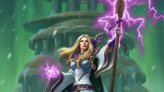 For all we've talked about her when discussing other important players in  Warcraft lore, we've never really taken a direct look at Aegwynn, ...
