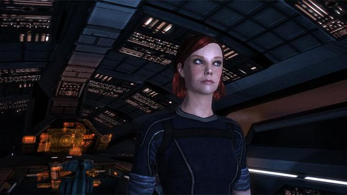 Meet Shep. She's all about justice. Space justice.
