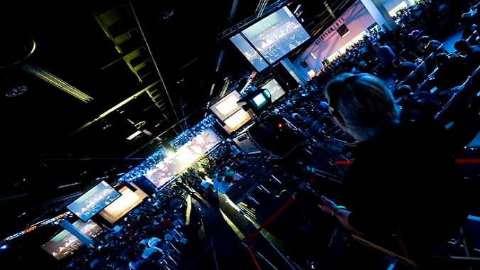 Opening ceremony BlizzCon 2009