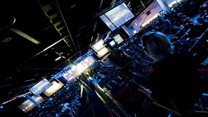Opening ceremony BlizzCon 2009