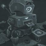 This week's Hearthstone Tavern Brawl is Clockwork Card Dealer