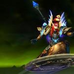 Lightsworn: Holy Paladin talents in Legion