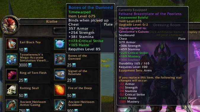 Cataclysm Timewalking dungeons and you