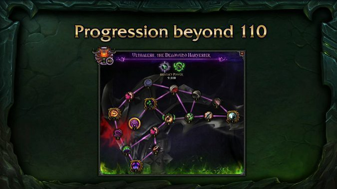 Legion's Artifact weapon traits datamined