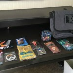 BlizzCon 2015 goodie bag in pictures