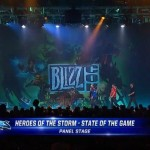 BlizzCon 2015: Heroes of the Storm State of the Game panel
