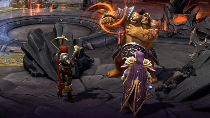 This homebrew D&D take on Heroes of the Storm makes me want