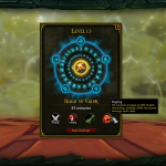 BlizzCon 2015: Legion Challenge Modes