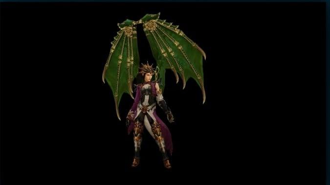 how to get wings diablo 3 ps3