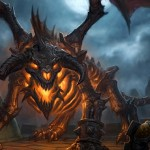 Summon Nightbane for your chance at the Smoldering Ember Wyrm