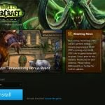 World of Warcraft's Legion alpha is now live