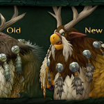 BlizzCon 2015: New Moonkin and Sea Lion forms