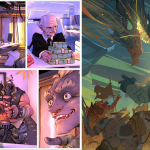 BlizzCon 2015: Comic Shorts for Overwatch