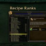 BlizzCon 2015: New crafting UI and big profession changes in Legion