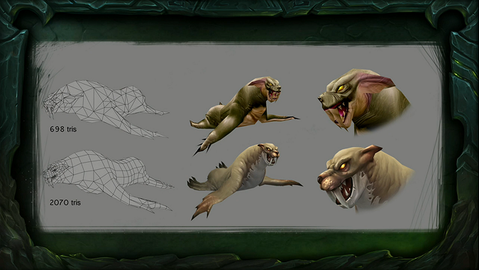 BlizzCon 2015: New Moonkin and Sea Lion forms | Blizzard Watch