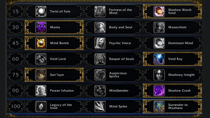 Best Discipline Build Legion