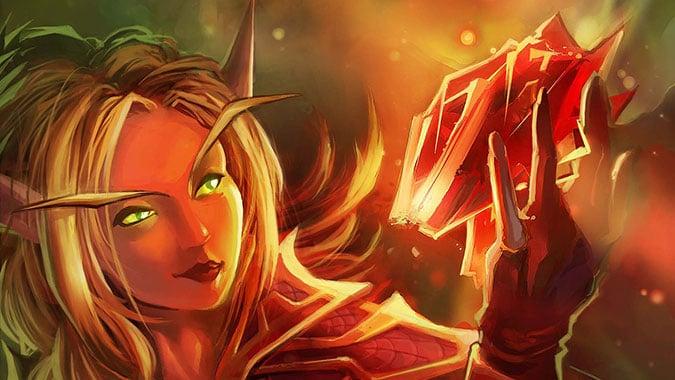 Arcane_Sanctum_Header_Blood_Elf_Fire_Mage